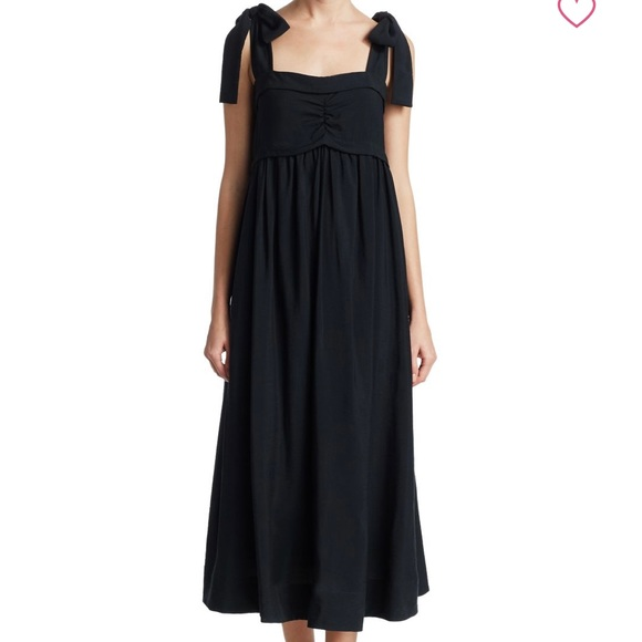 See By Chloe Dresses & Skirts - NWT See by Chloe tie-shoulder maxi dress